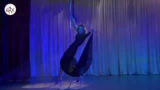 EROTIC ACTION Pole Dance Competition 2014 Плетнева Анастасия Pole Dance