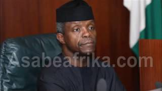 Why  Vice President Osinbajo Should not contest with Buhari in 2019—Seer