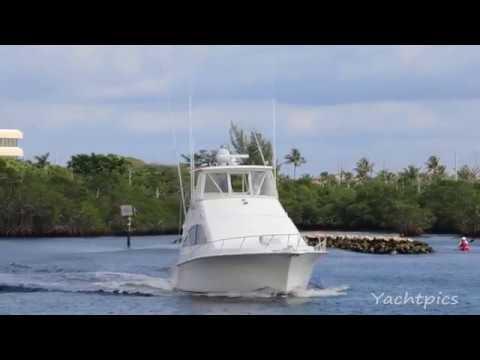 2001 43' Ocean Yacht For Sale