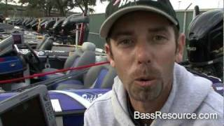 Mike Iaconelli's Boat Tour | Organization & Storage | Bass Fishing