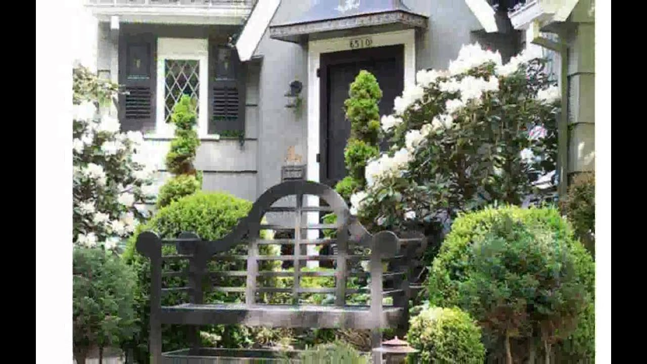 Como decorar jardines exteriores youtube for Carretillas de adorno para jardin