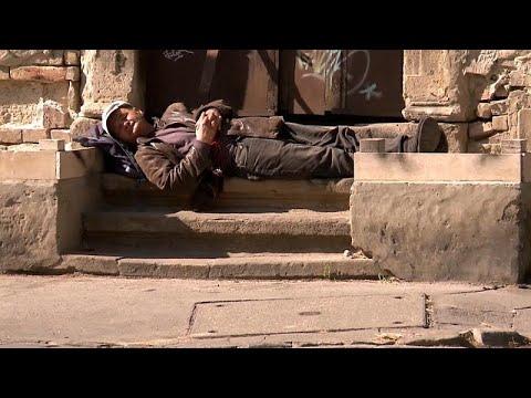 A partir desta segunda-feira, é proibido dormir nas ruas da Hungria