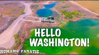 Clear Lake Camping iฑ Washington ~ Fishing WIN