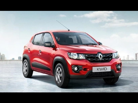 Renault Kwid 2017 Concept Price In India