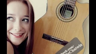 Ed Sheeran - I see fire (Cover by Rosalie Chatwin) The Hobbit