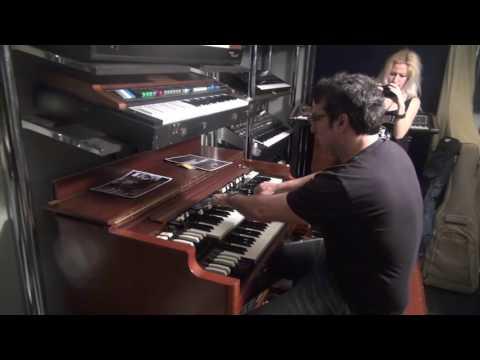 With Derek Sherinian (Dream Theater, Planet X, Alice Cooper, Kiss, Yngwie Malmsteen, Billy Idol)