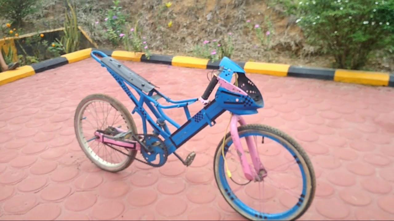Gambar Modifikasi Sepeda Ontel Drag Sepeda Drag 91 Ds Mudo By Resta Ganteng Resta Putra