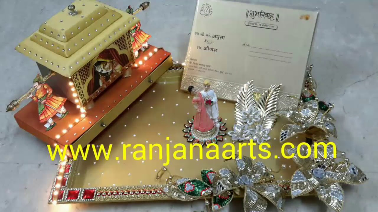 Trousseau packing aana decoration designer trays by ranjanaarts trousseau packing aana decoration designer trays by ranjanaarts junglespirit Image collections