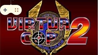 Vật Vờ| Game huyền thoại 1995 - Virtua Cop 2: bạn còn có nhớ?