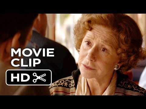 Woman In Gold Movie CLIP - Hobby (2015) - Helen Mirren, Ryan