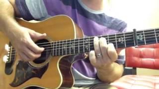 Sunny and 75 Joe Nichols Guitar lesson