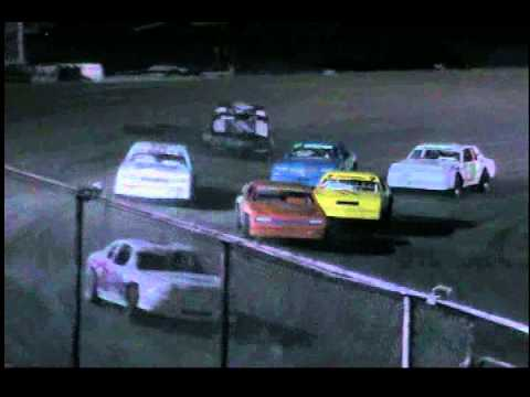 Texas Thunder Speedway April 6, 2013 IMCA Stock Car A-Main