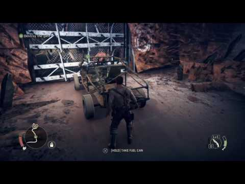 Mad Max (weak gates)