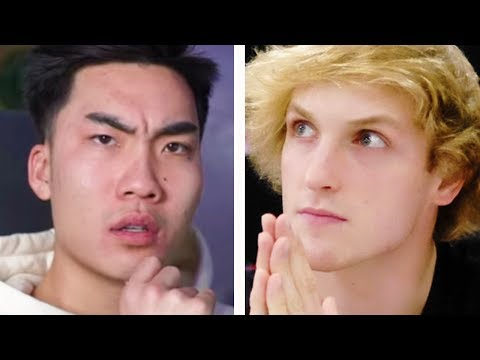 5 YouTubers That Are Supporting Logan Paul (Ricegum, Tanner Fox, Jake Paul,)