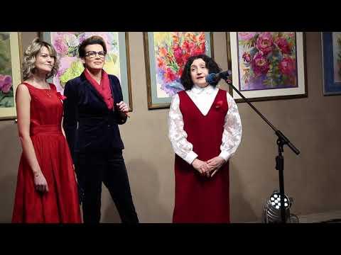 Погляд: Лариса Куваєва розповіла про створення Буковинської акварельної асоціації