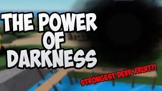【SOP】THE MOST UNDERRATED DEVIL FRUIT & STRONGEST DEVIL FRUIT?!! | STEVE'S ONE PIECE | ROBLOX