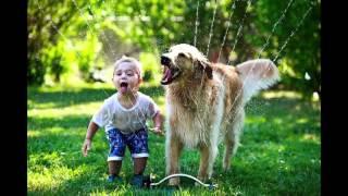 20 divnih fotografija koje dokazuju da vaša djeca trebaju imati ljubimca thumbnail