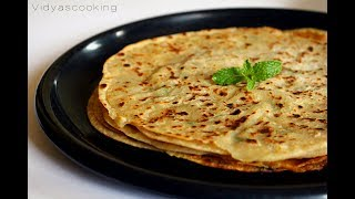 Aloo Paratha Recipe in Tamil