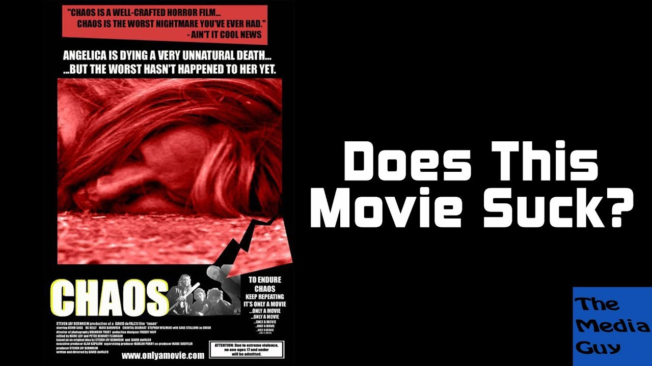 """Download """"Chaos"""" (2005) - Does This Movie Suck?"""