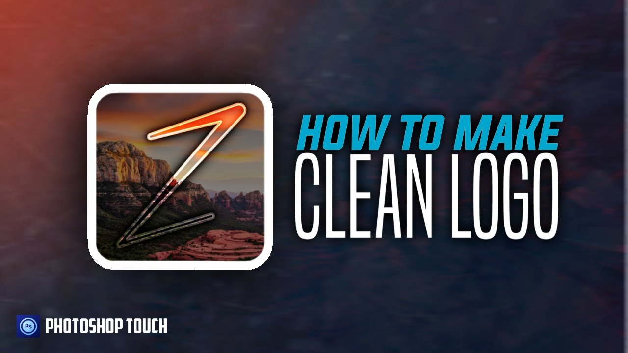 How To Make Nice Clean Logo On Android Photo Touch