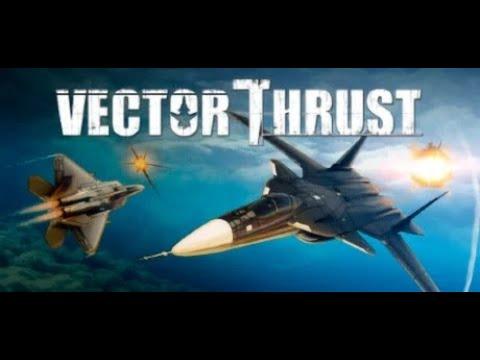 Vector Thrust HD - Part 1: Escort Mission  