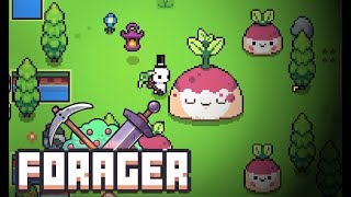 Forager #2 ~ Living Food... Do I Eat It?