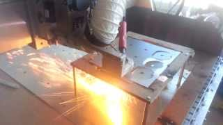 PLASMA CUTTER ON CNC