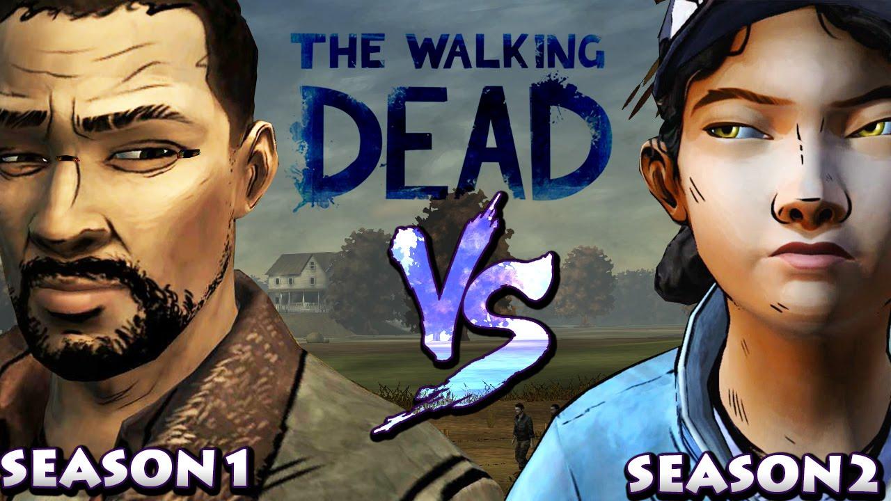 The Walking Dead The Final Season - Episode 1-2 | RePack ...