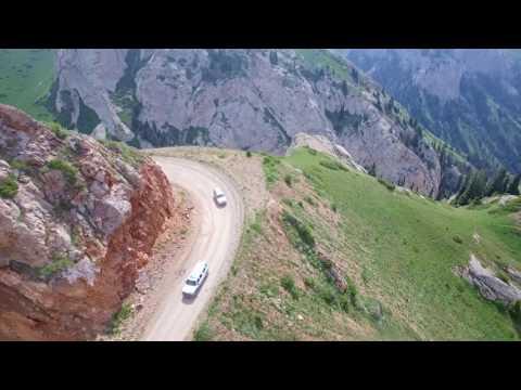 Kyrgyzstan Jeep Tours