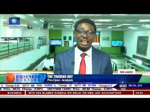 NSE Trading Day Updates As Temple Asaju Gives Pre-Open Analysis |Business Morning|