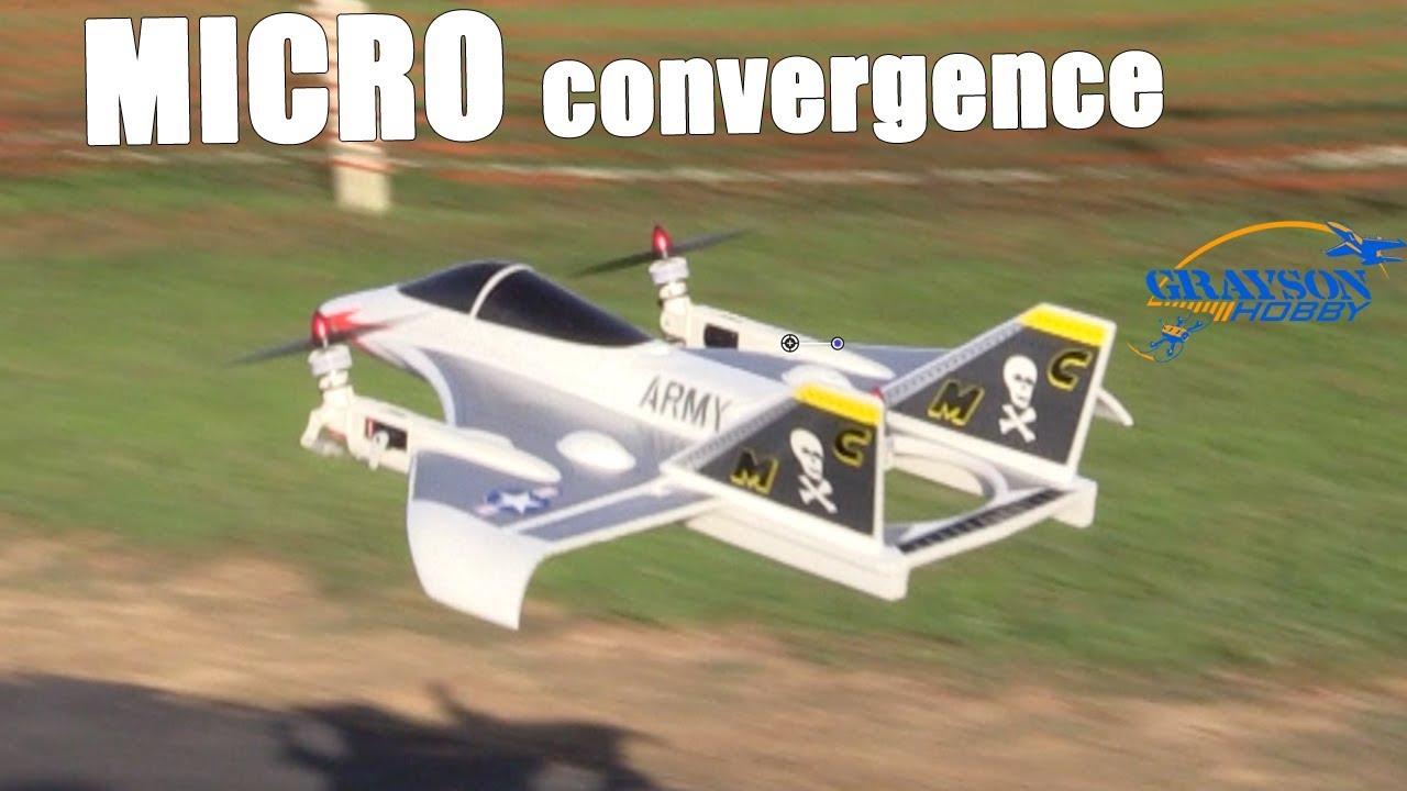 Eflite Mini Convergence VTOL 410mm - BNF