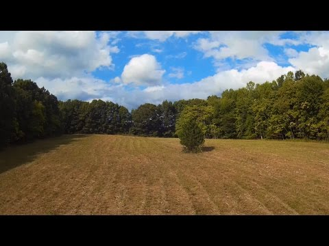 Flying FPV in the Field