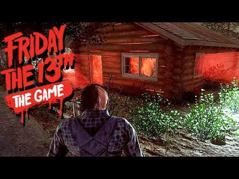 Friday The 13th The Game Gameplay German - Party im Kinderga