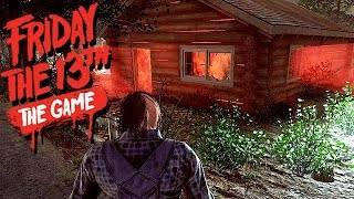 Friday The 13th The Game Gameplay German - Party im Kindergarten