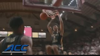 Florida State & Virginia Tech Trade Power Dunks