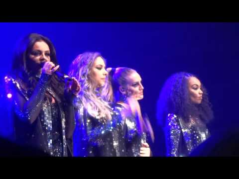 ac7f5b9ca18890 Little Mix - Secret Love Song Pt II - 12 May 2016 - Brisbane Convention  Centre HD
