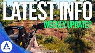 "PUBG Xbox: Next Weekly Update ""Soon"", Roadmap, Desert Map & More!"