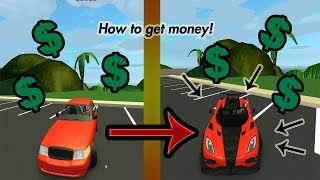 How to get money! - Ultimate Driving Westover