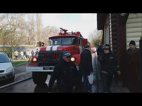 Пожар на Таирова.