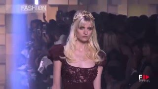 ELIE SAAB Full Show Fall 2015 Haute Couture Paris by Fashion Channel