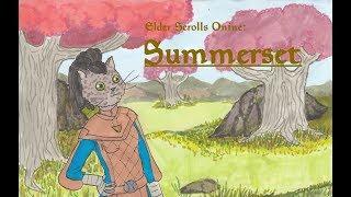 ESO: Summerset Прохождение. Серия 33. Искусство требует жертв