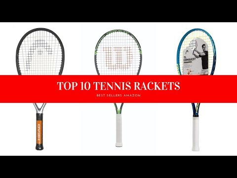 ✔️ TOP 10 BEST TENNIS RACKETS🛒 Amazon 2019