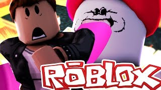 ROBLOX | ESCAPING THE DEMON IN BUMP IN THE NIGHT!