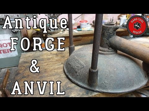 Antique Forge & Anvil [Rescue]