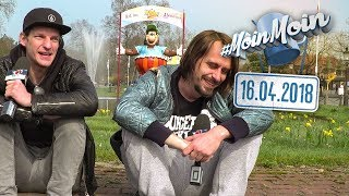 Der Heidepark-Zaun   MoinMoin mit Andy & Krogi