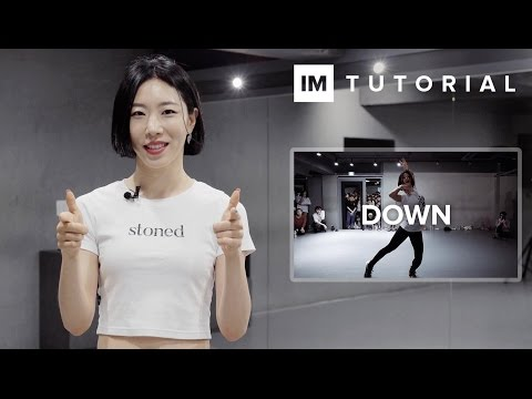Down - Marian Hill / 1MILLION Dance Tutorial