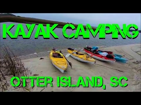 Kayak Camping - 3 Day - Otter Island, SC
