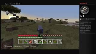Minecraft new series ep1