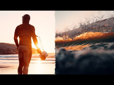 OCEAN PHOTOGRAPHY - How I Captured These Photo's Of Waves