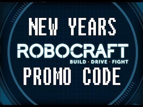 Robocraft New Years Promo Code - FREE GARAGE BAY SLOT ...